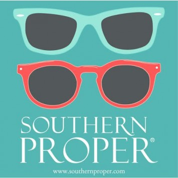 Aqua Use Protection Sticker by Southern Proper